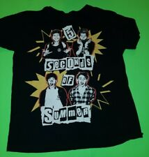5Sos 5 Seconds of Summer Band Tee Shirt