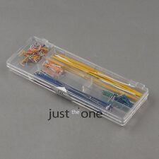 Bread Board Jump Line Jumper Wire 140 Roots 14 Kinds Each 10 Total 140 Colorful