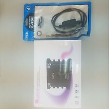 Original XOX KS108 USB sound card w/ XOX MA2 Live Stream Streaming Cable Adaptor