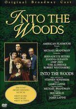 Into the Woods (Bernadette Peters Stephen Sondheim) New DVD R4