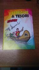 ZAGOR STREGHE & TESORI ALBETTO SPILLATO  CARTOON CLUB EDITORE