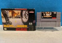 Outlander (Super Nintendo Entertainment System, 1993) with Box - Tested/Working
