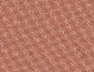 "O Scale Red Pavers Bricks Model Train Scenery Sheets - Five Seamless 8.5""x11"""