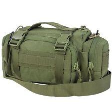 Condor #127 Deployment MOLLE Shoulder Go Bag Man Purse Butt Pack Pouch OD Green
