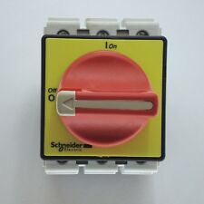 Schneider VCF4 Main Emergency Switch Disconnector & Handle ! B.N.I.B !