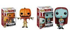 Funko Pop Disney Nightshade Sally & Pumpkin King 3895.5896