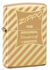 ZIPPO ★ VINTAGE BOX (Premium - 360° laser engraving)
