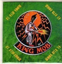 (CQ683) King Mob, Va Vah Voom - 2011 DJ CD