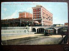 CANADA~1908 WINNIPEG~SUBWAY & ALEXANDRA HOTEL
