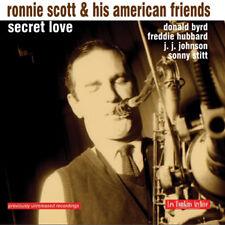 Ronnie Scott - Secret Love (CD 2010)