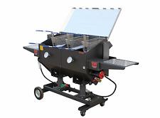 R & V Works FF6-R 17 Gallon Outdoor Cajun Deep Fryer