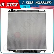 For 2004 Ford F-250 Super Duty V8 6.0L 1-7/8 In Thickness 2 Row Radiator 2741