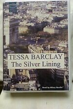 The Silver Lining by Tessa Barclay: Unabridged Cassette Audiobook (VV1)