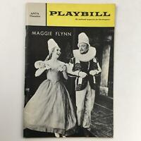 1968 Playbill Maggie Flynn by Morton Da Costa, Jack Cassidy at Anta Theatre