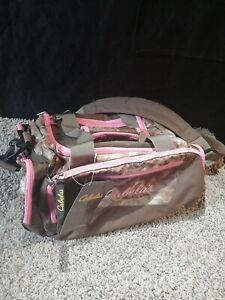 Cabelas Catch All Camo Gear Bag Camo With Pink