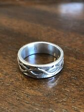 💝 JAMES AVERY CROWN OF THORNS RING SIZE 9 STERLING SILVER RETIRED 💝