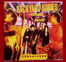 "Backyard Babies 7"" Babylon Red Vinyl ULTRA RARE! Wildhearts GInger Warrior Soul"