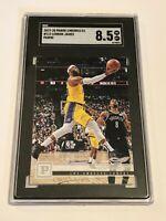 SGC 8.5 - 2018-19 Panini Basketball - LeBron James - Los Angeles Lakers