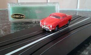 MARUSAN KARMANN GHIA HO SLOT CAR - Very RARE Chassis & Colour