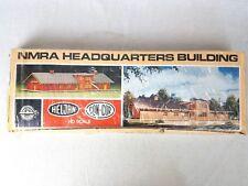 Heljan Con-Cor NMRA Headquarters Building HO Scale