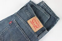 LEVI STRAUSS & CO. 511 Men's W34/L30 Faded Blue Slim Fit Jeans 34447_GS