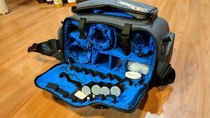 Lowe-PRO Magnum 35 Large Blue Universal Professional Camera Shoulder Bag Case