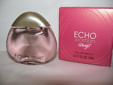 Mignon °*✿ ECHO WOMAN ✿*° DAVIDOFF  edp  5ml mini perfume miniature