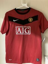 Manchester United Shirt Age 11/12