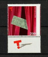 (YYAT 0025) Germany 1996 MNH ERROR PERFORATION Mich 482