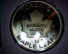 NHL Hockey team logo coin Toronto Maple Leaf Collectible Medal