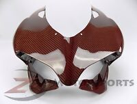DISCOUNT Ducati 899 1199 Upper Front Nose Headlight Cowling Fairing Carbon Fiber