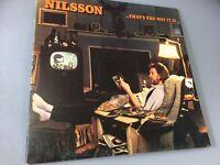 Nilsson* - ...That's The Way It Is LP, Album mint rock rca