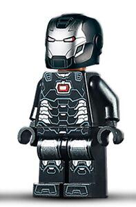 LEGO® - Minifigs - Super Heroes - sh646 - War Machine (76153)