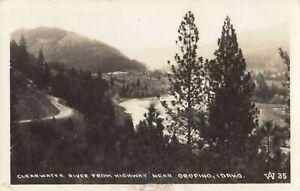 RP: OROFINO , Idaho , 1920-30s ; Clearwater River ; V-2