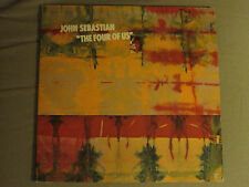 JOHN SEBASTIAN THE FOUR OF US LP OG '71 REPRISE MS-2041 FOLK POP ROCK GATEFOLD