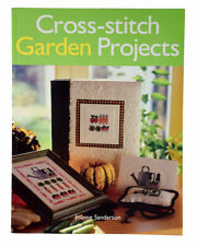 Cross-Stitch Garden Projects by Joanne Sanderson, 2004 Softcover Book