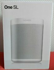 Sonos One SL Multi-Room Wi-Fi Speaker - White