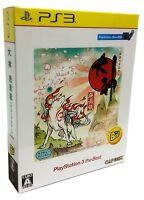 Okami Hd Remastered Deluxe Edition con Cd Audio Ps3 Sigillato Stampa Giapponese