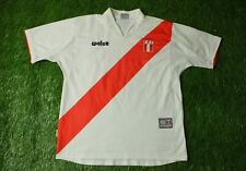 PERU NATIONAL TEAM # 10 2004/2006 RARE FOOTBALL SHIRT JERSEY WALON HOME ORIGINAL