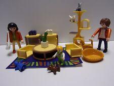 PLAYMOBIL accessoires maison meuble tapis figurine salon arbre à chat etc -n° 18