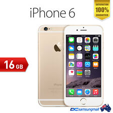 Apple iPhone 6 - 64GB - Gold USED unlocked Excellent condition Smartphone