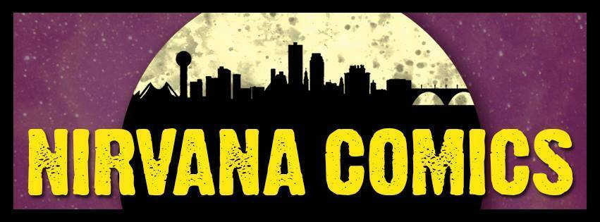 Nirvana Comics Knoxville