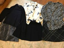 Ladies designer clothing bundle Zara, Warehouse, Next excellent condition size12