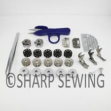 INDUSTRIAL SEWING MACHINE PARTS 13 PIECE SET #ISMP-B