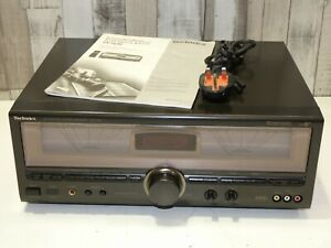 TECHNICS SA-TX30 DOLBY 5.1 CHANNEL INTEGRATED SURROUND SOUND AMPLIFIER RECEIVER