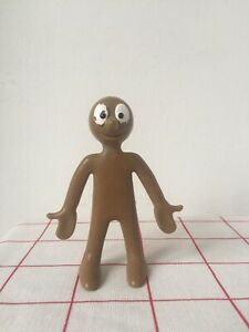 Morph doll, Action Figure, Tony Hart , Vintage Toy 1980s Heartbeat , Claymation
