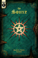 The Source #2 1st Print Cover Scout Comics Pre-Order