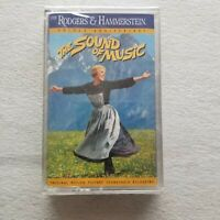 THE SOUND OF MUSIC Original Motion Picture Soundtrack Cassette Tape New Sealed!!