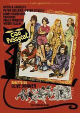 CIAO PUSSYCAT  RESTAURATO IN HD   DVD COMICO-COMMEDIA