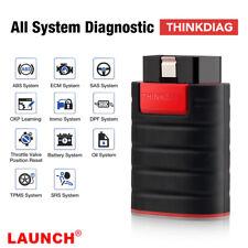 LAUNCH Thinkdiag X431 Full System OBD2 Diagnostic Scanner ECU Tool EASYDIAG